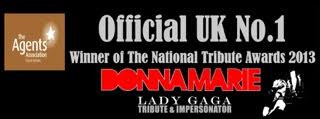 Donna Marie Lady Gaga Tribute Act