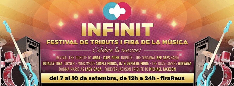 Infinit Tribute Festival, Reus, Spain