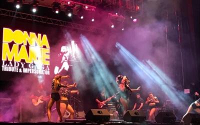 Donna Marie To Headline Edge Festival, Solva, 3rd August 2019!