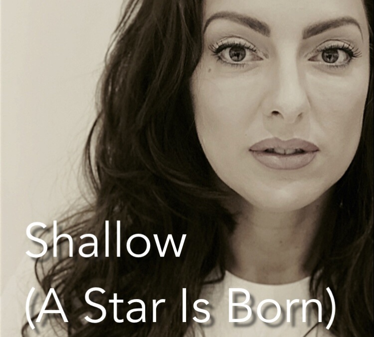 Shallow – A Star Is Born rehearsals