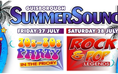 SUMMER SOUND TRIBUTE MUSIC FESTIVAL is about to go Gaga….